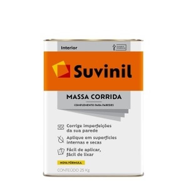 MASSA CORRIDA 25kg 89,90